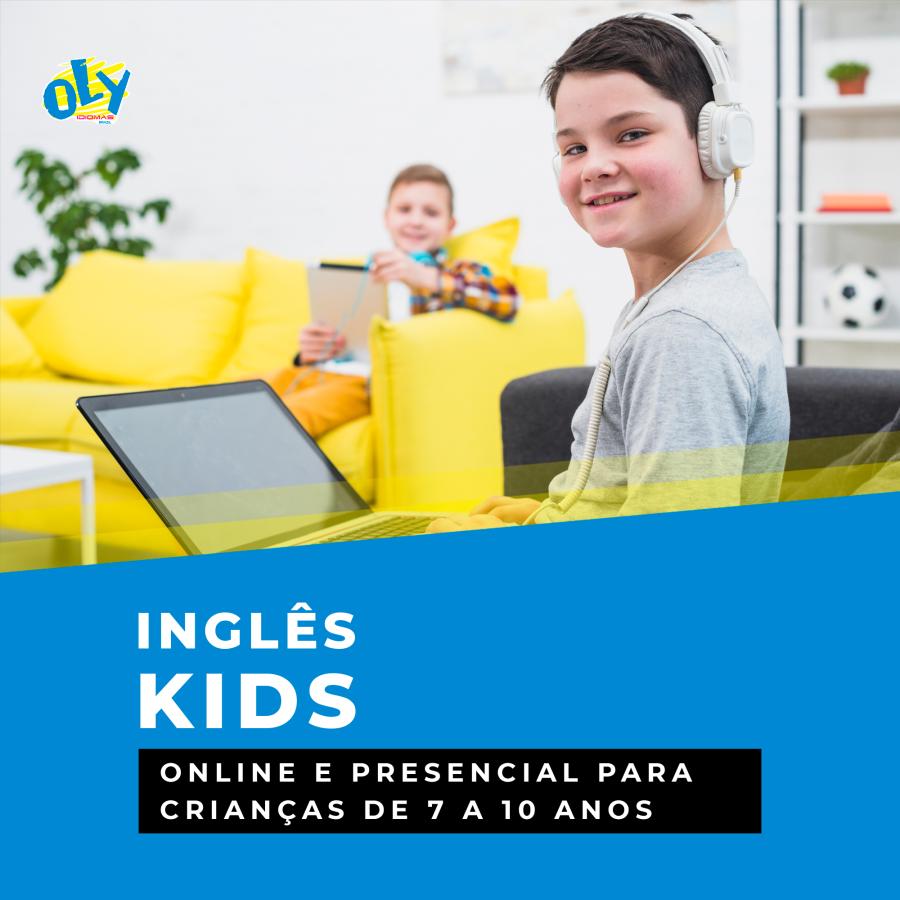 Inglês para os KIDS