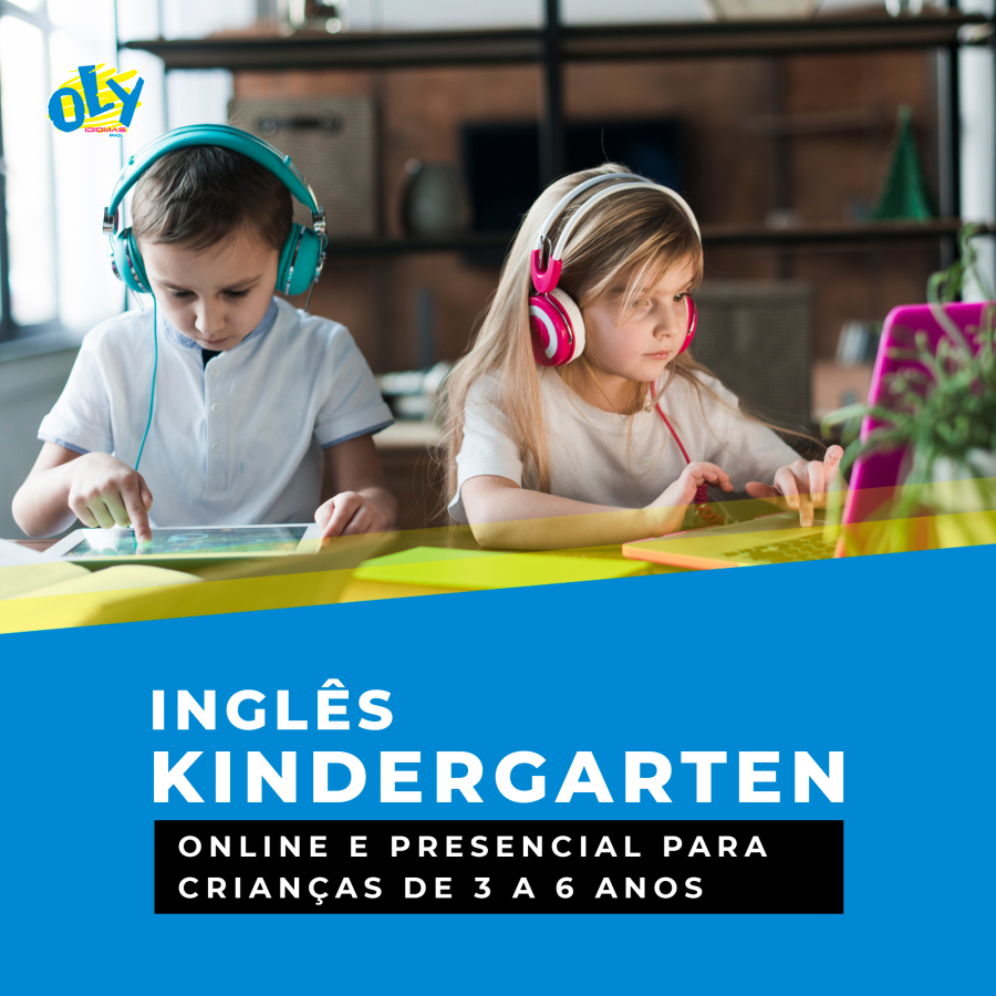 Inglês Kindergarten